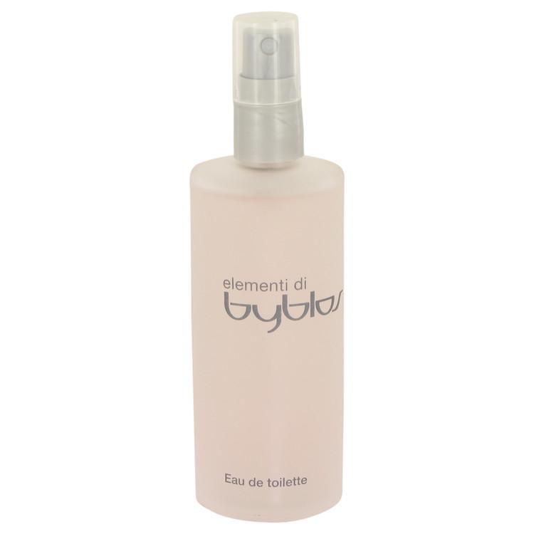 Byblos Rose Quartz Perfume by Byblos 4 oz EDT Spray(Tester) for Women