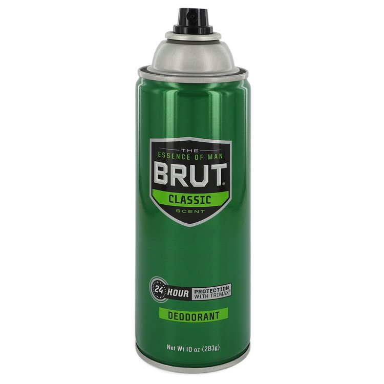 Brut by Faberge Men's Deodorant Spray (Tester) 10 oz