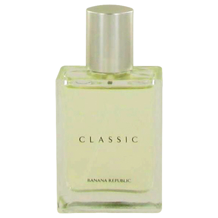 Banana Republic Classic Perfume 50 ml Eau de Toilette Spray (unboxed-unisex) for Women