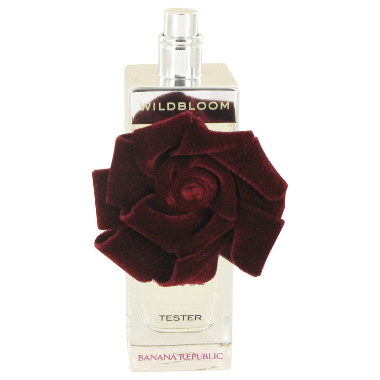 Banana Republic Wildbloom Rouge Perfume 100 ml Eau De Parfum Spray (Tester) for Women