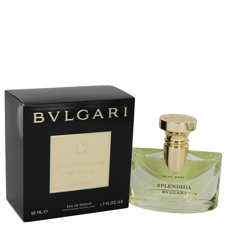 Bvlgari Splendida Iris D'or Perfume 50 ml EDP Spay for Women