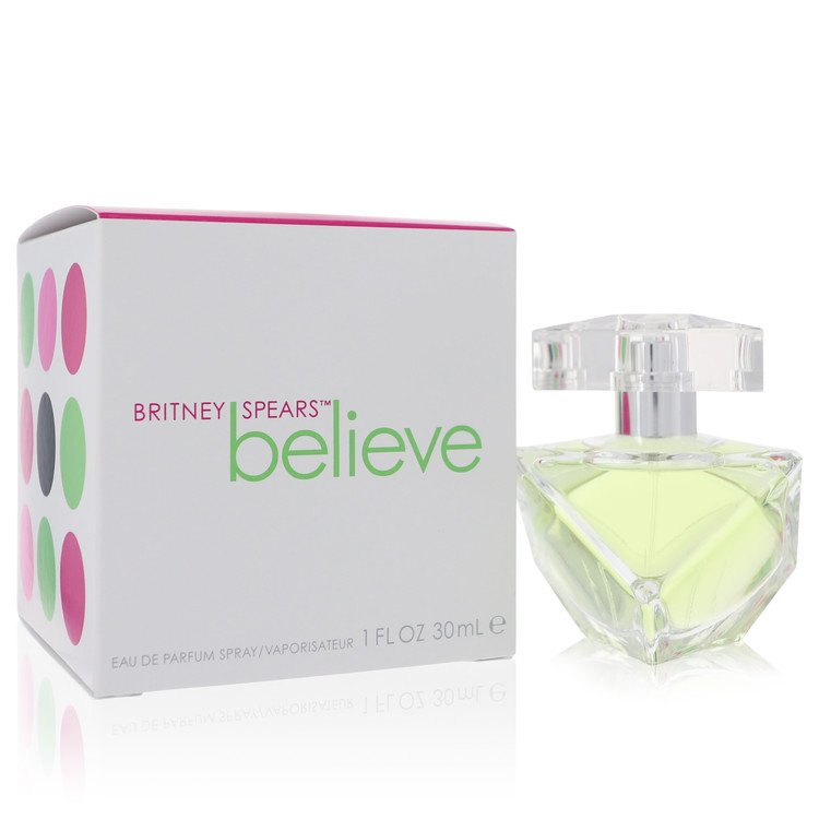 Believe by Britney Spears for Women Eau De Parfum Spray 1 oz