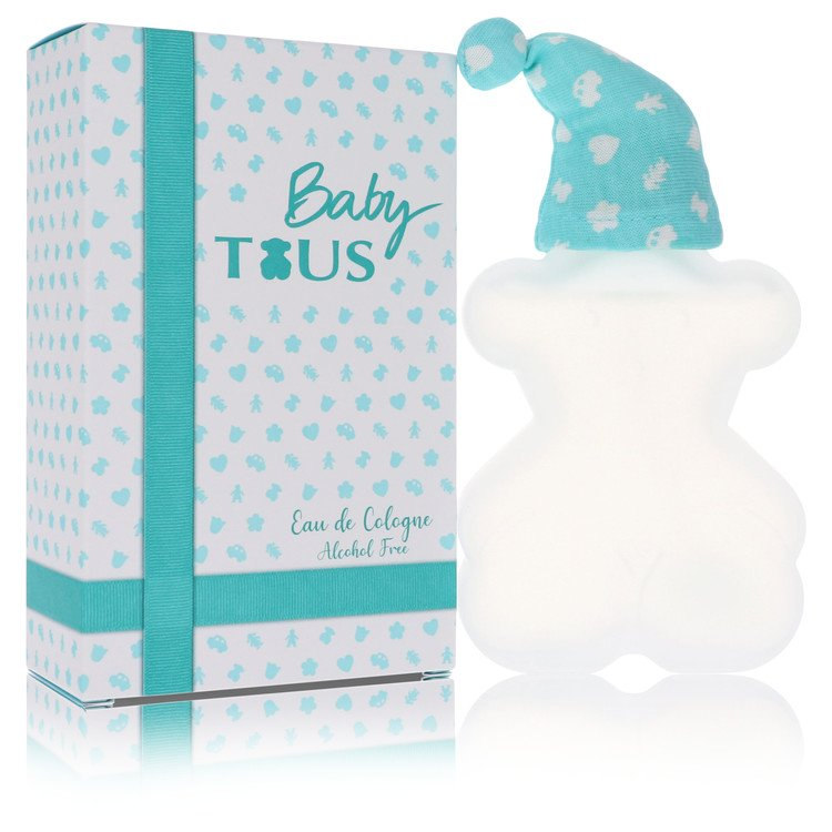 Baby Tous Perfume 100 ml Eau De Cologne Spray (Alcohol Free) for Women