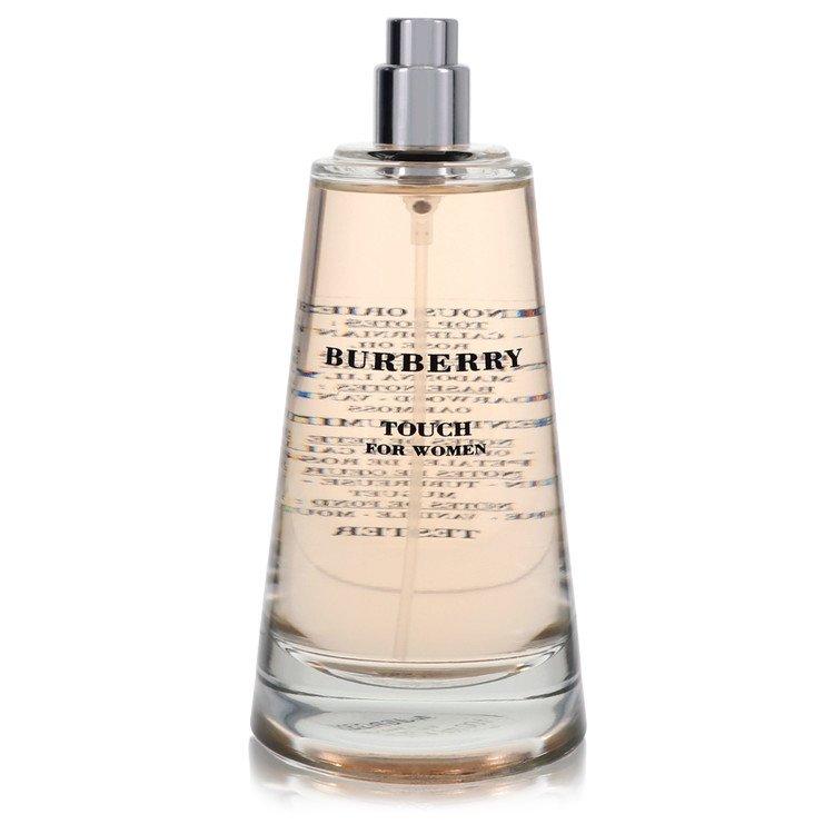BURBERRY TOUCH by Burberry for Women Eau De Parfum Spray (Tester) 3.3 oz