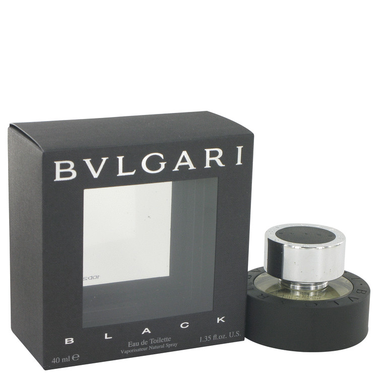 BVLGARI BLACK (Bulgari) by Bvlgari for Women Eau De Toilette Spray (Unisex) 1.3 oz