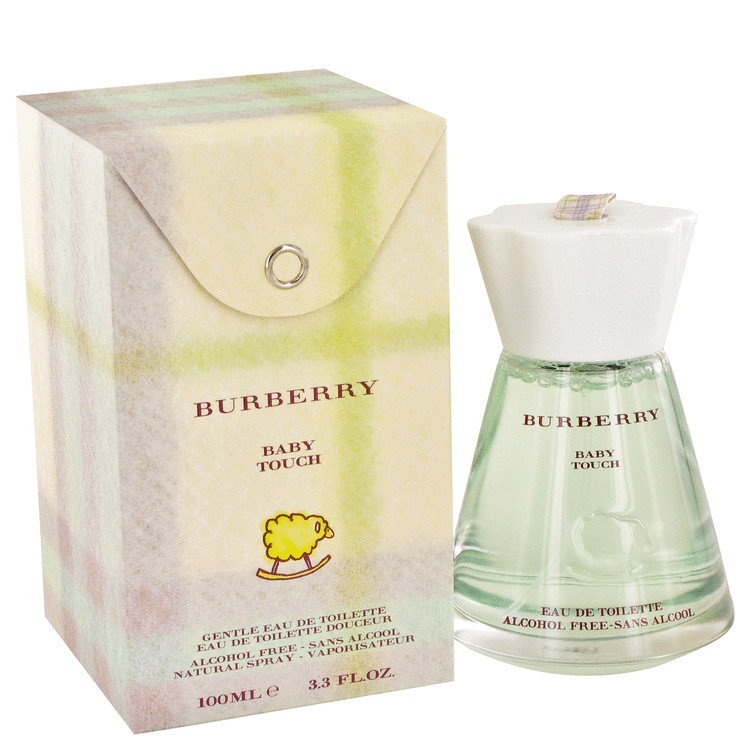 Burberry Baby Touch by Burberry for Women Alcohol Free Eau De Toilette Spray 3.3 oz