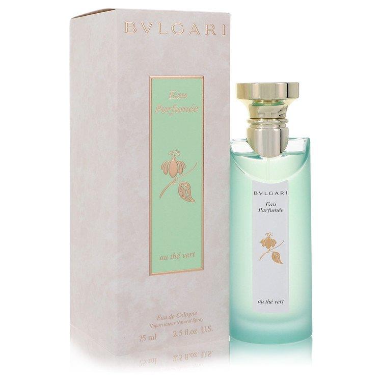 Bvlgari Eau Parfumee (green Tea) Cologne 75 ml Cologne Spray (Unisex) for Men