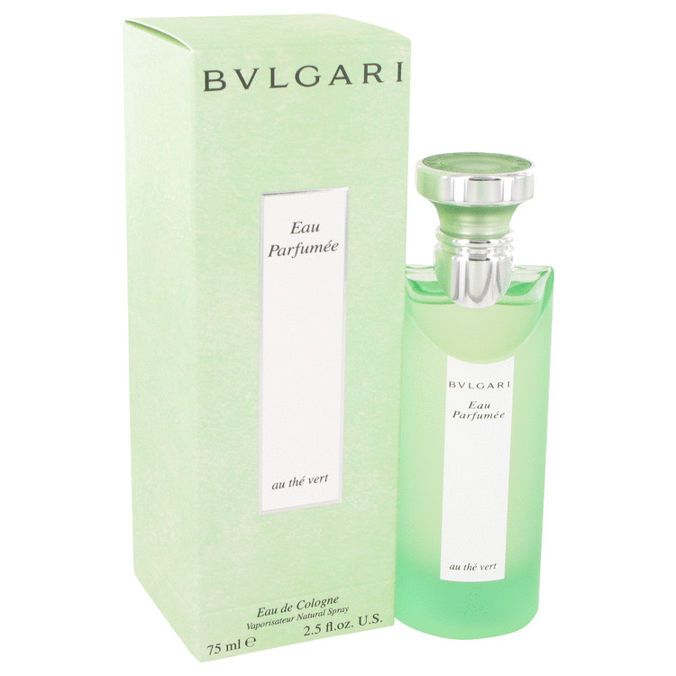 Bvlgari Eau Parfumee (green Tea) Perfume 75 ml Cologne Spray (Unisex) for Women