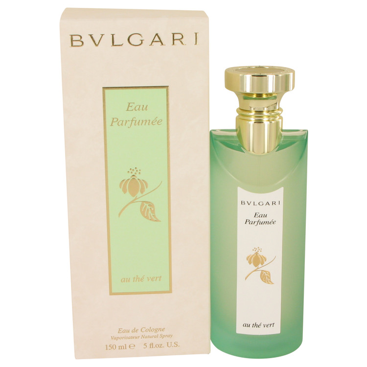 BVLGARI EAU PaRFUMEE (Green Tea) by Bvlgari for Men Cologne Spray (Unisex) 5 oz