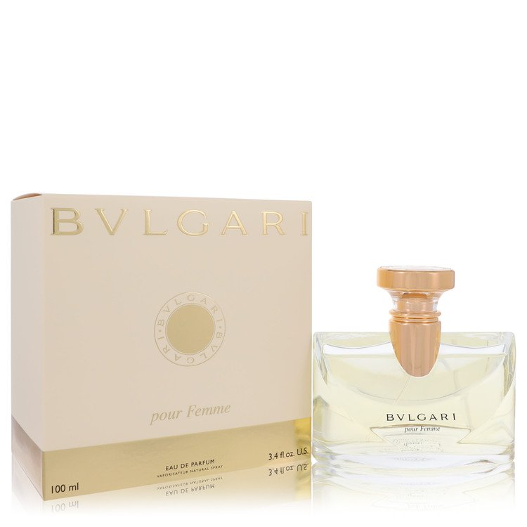 BVLGARI (Bulgari) by Bvlgari for Women Eau De Parfum Spray 3.4 oz