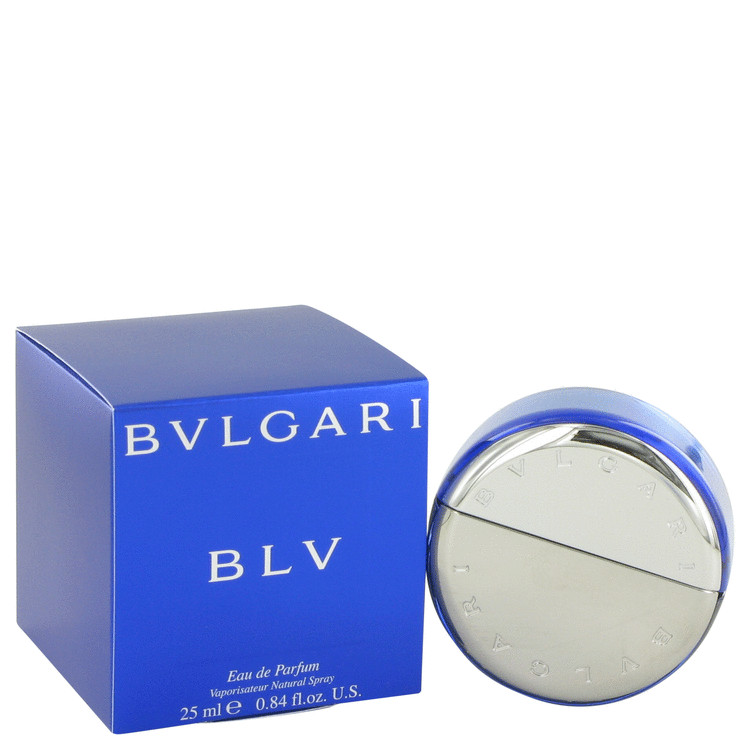 Bvlgari Blv (bulgari) Perfume 25 ml Eau De Parfum Purse Spray for Women