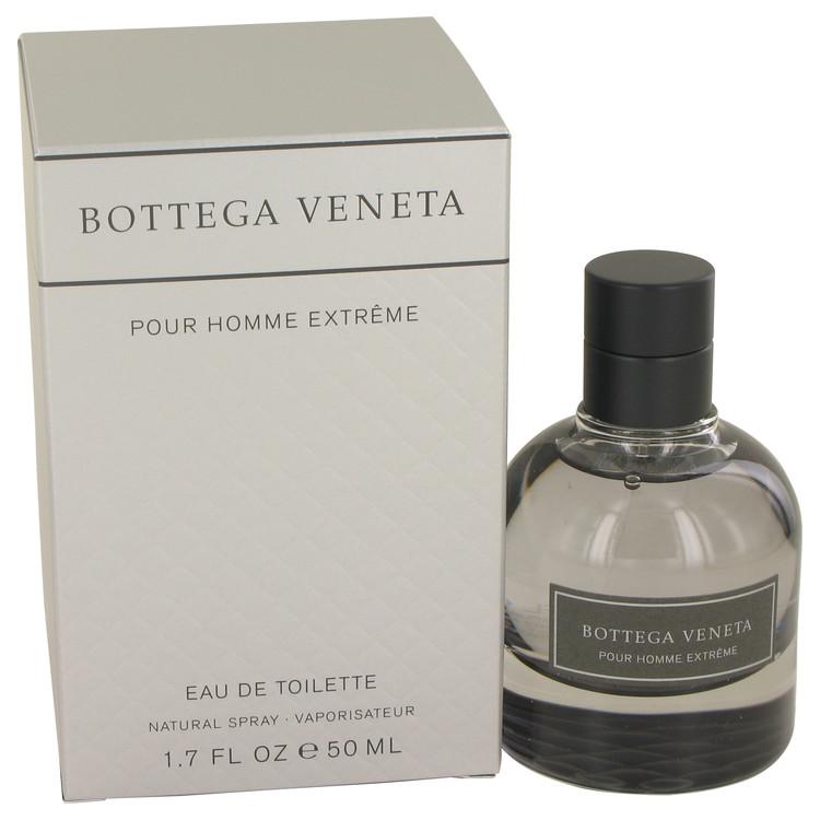Bottega Veneta Pour Homme Extreme by Bottega Veneta for Men Eau De Toilette Spray 1.7 oz