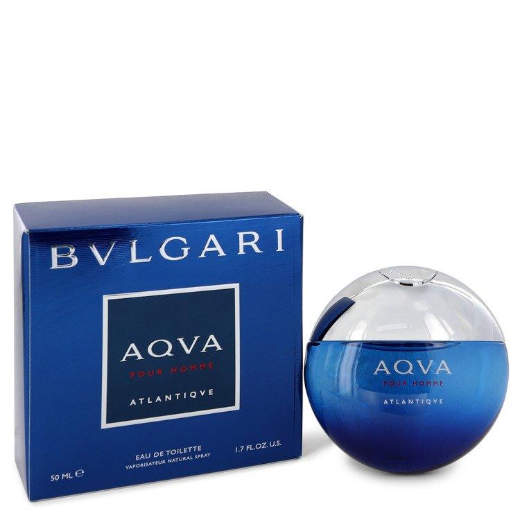Bvlgari Aqua Atlantique by Bvlgari Men's Eau De Toilette Spray 1.7 oz
