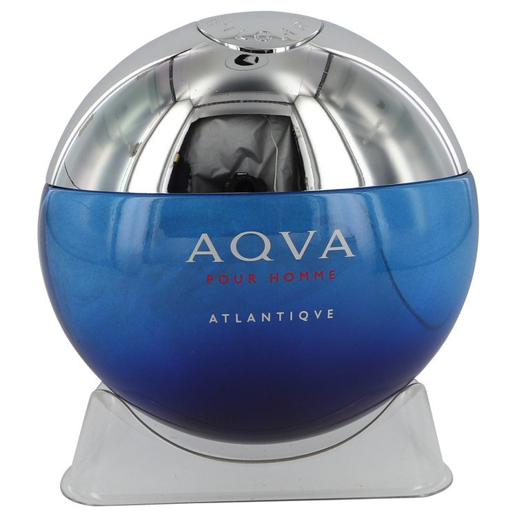 Bvlgari Aqua Atlantique Cologne 3.4 oz EDT Spray (Tester with stand) for Men