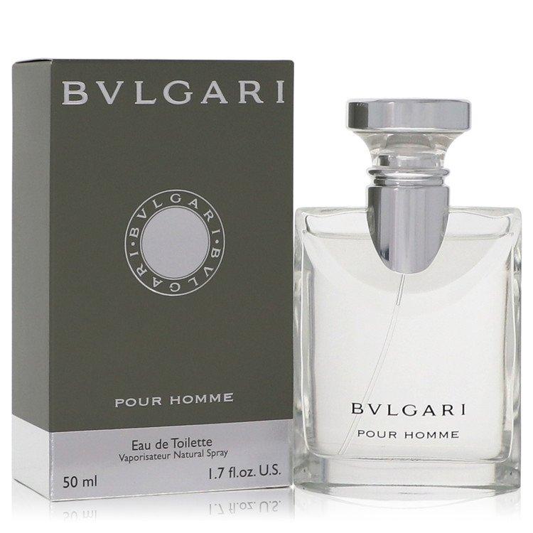 Bvlgari (bulgari) Cologne by Bvlgari 50 ml EDT Spay for Men