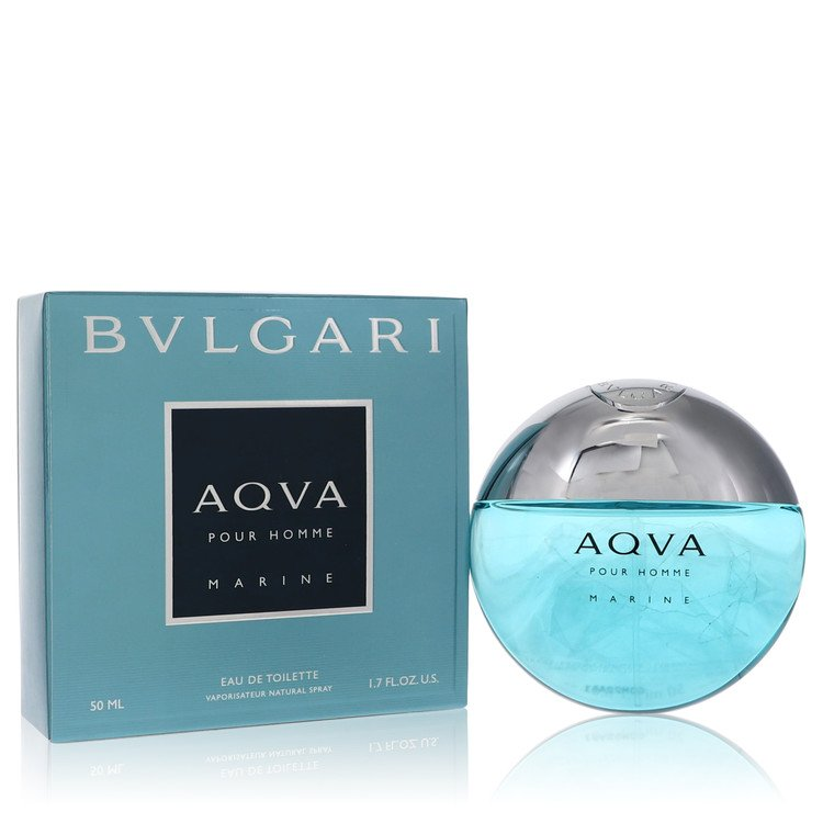 Bvlgari Aqua Marine Cologne by Bvlgari 50 ml EDT Spay for Men
