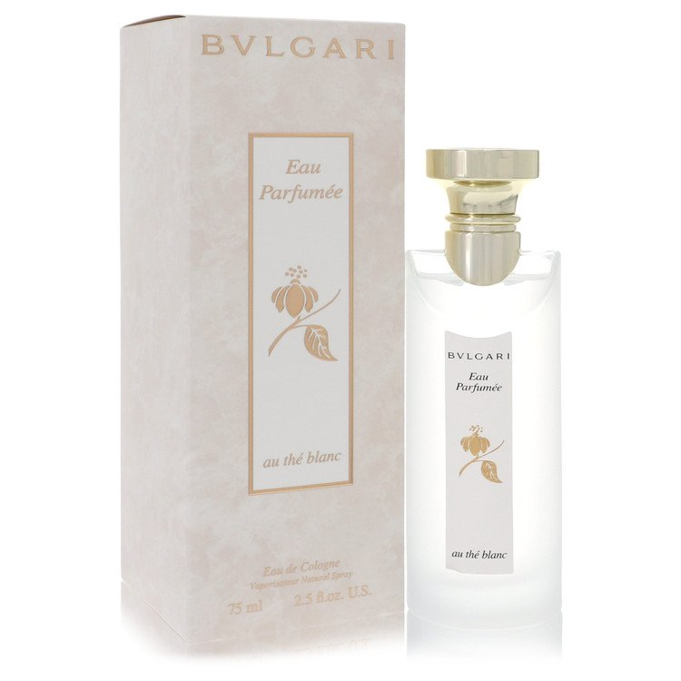Bvlgari White (bulgari) Perfume 75 ml Eau De Cologne Spray for Women