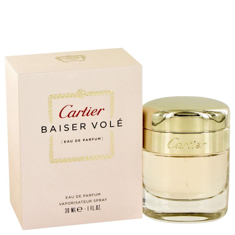 Baiser Vole by Cartier for Women Eau De Parfum Spray 1 oz