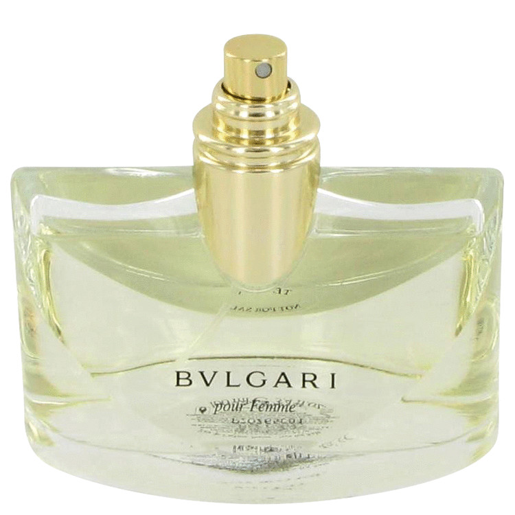 BVLGARI (Bulgari) by Bvlgari for Women Eau De Toilette Spray (Tester) 3.4 oz