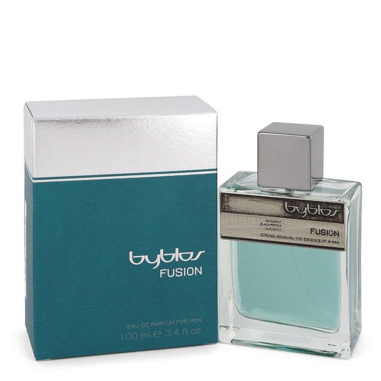 Byblos Fusion Cologne by Byblos 100 ml Eau De Parfum Spray for Men