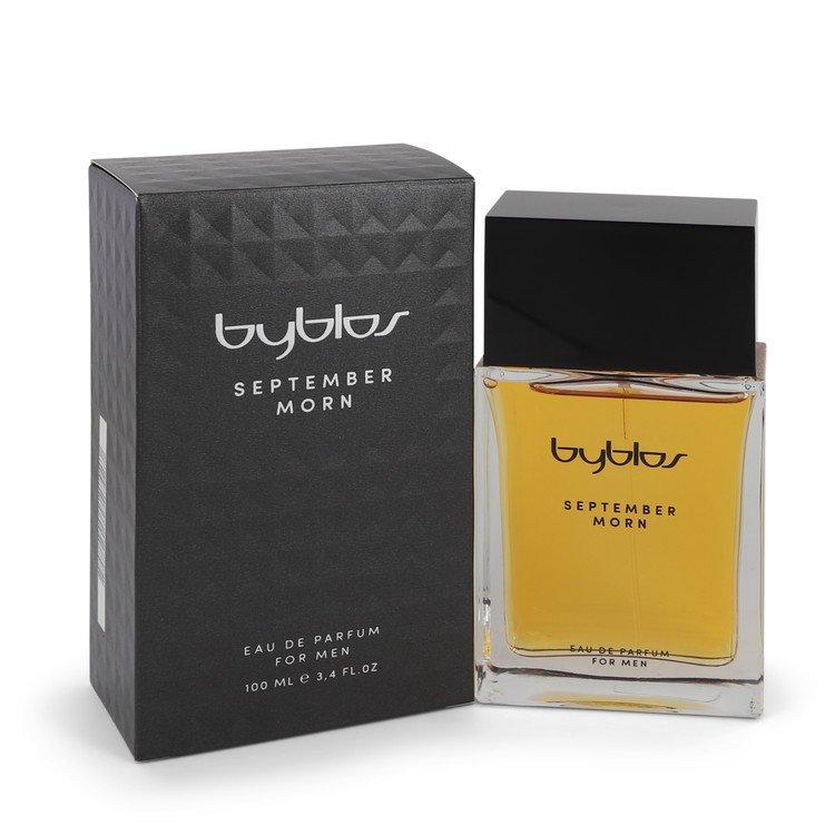 September Morn Cologne by Byblos 100 ml Eau De Parfum Spray for Men