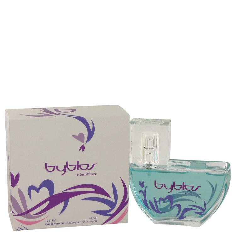 Byblos Water Flower Perfume by Byblos 75 ml EDT Spay for Women