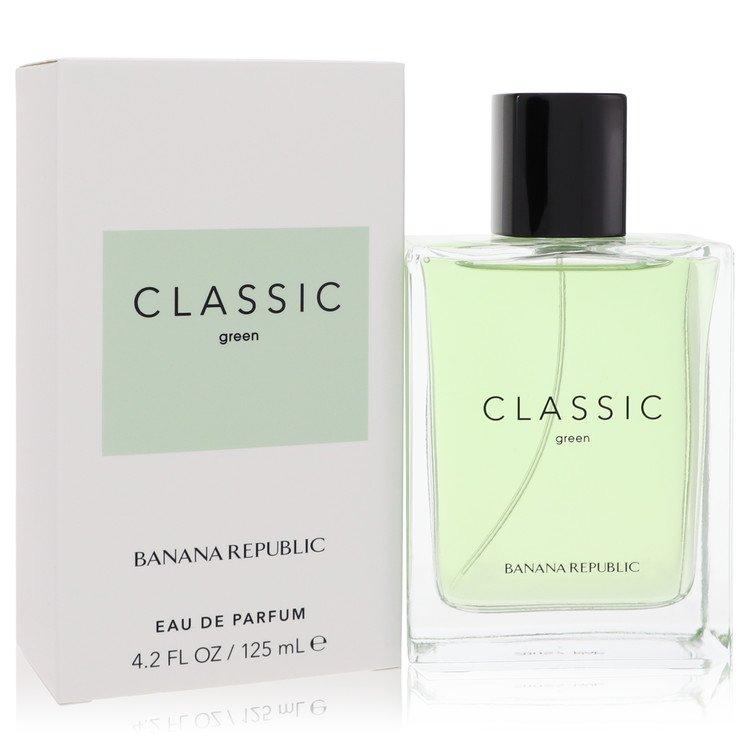 Banana Republic Classic Green Perfume 4.2 oz EDP Spray (Unisex) for Women