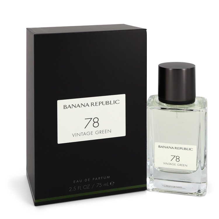 Banana Republic 78 Vintage Green by Banana Republic Eau De Parfum Spray (Unisex) 2.5 oz for Women