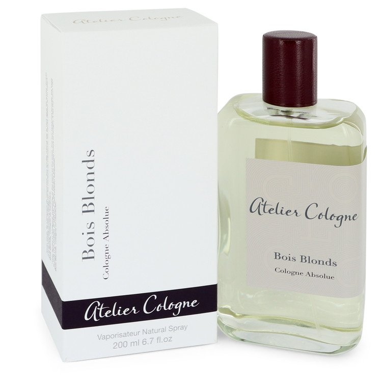 Bois Blonds by Atelier Cologne Pure Perfume Spray 6.7 oz for Men