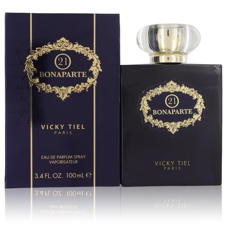 Bonaparte 21 by Vicky Tiel Women's Eau De Parfum Spray 3.4 oz