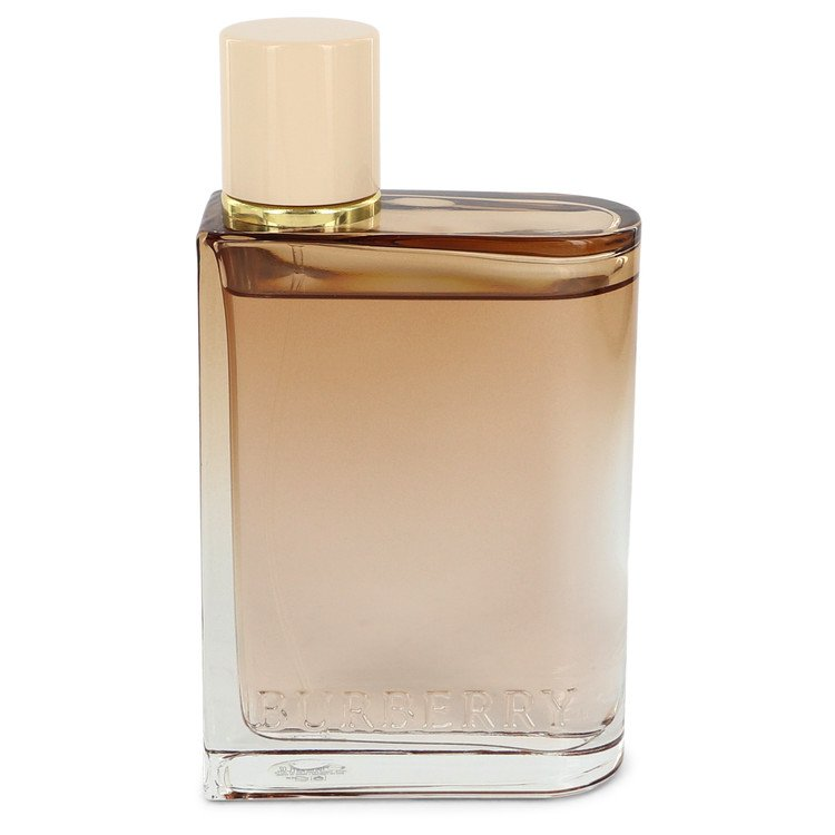 Burberry Her Intense by Burberry Women's Eau De Parfum Spray (unboxed) 3.3 oz