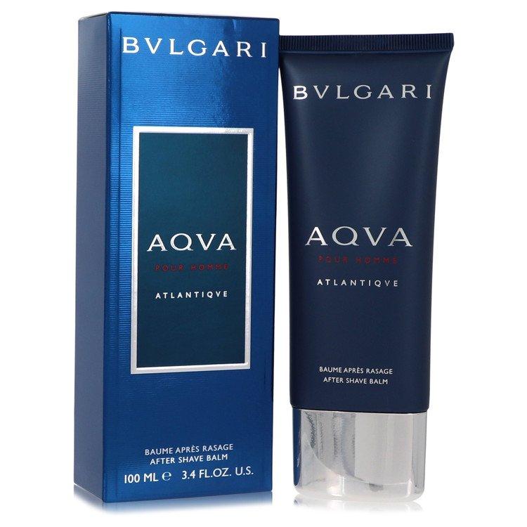 Bvlgari Aqua Atlantique by Bvlgari –  After Shave Balm 3.4 oz  100 ml for Men