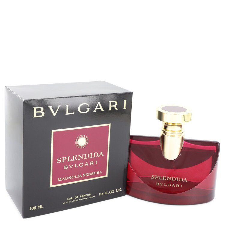 Bvlgari Splendida Magnolia Sensuel by Bvlgari –  Eau De Parfum Spray 3.4 oz  100 ml for Women