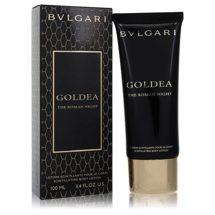 Bvlgari Goldea The Roman Night by Bvlgari –  Scintillating Body Lotion 3.4 oz 100 ml for Women