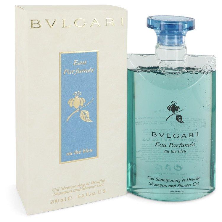 Bvlgari Eau Parfumee Au The Bleu Shower Gel 6.8 oz Shower Gel for Women
