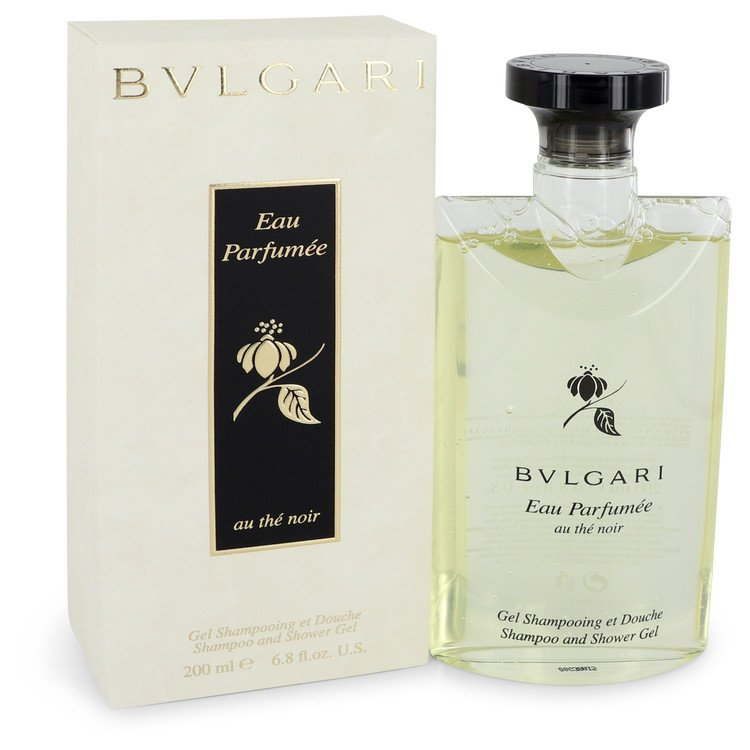 Bvlgari Eau Parfumee Au The Noir by Bvlgari –  Shower Gel 6.8 oz  200 ml for Women