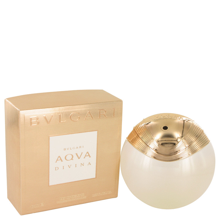Bvlgari Aqua Divina Perfume by Bvlgari 1.3 oz EDT Spay for Women