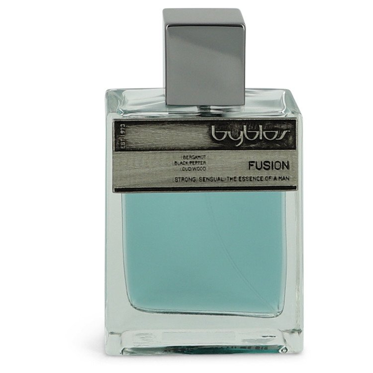 Byblos Fusion by Byblos Men's Eau De Parfum Spray (unboxed) 3.4 oz