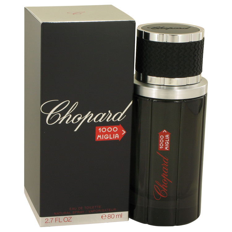 Chopard 1000 Miglia Cologne by Chopard 80 ml EDT Spay for Men