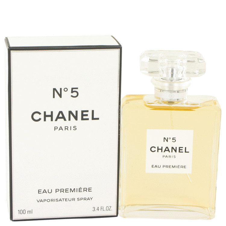 Chanel No. 5 Perfume 100 ml Eau De Parfum Premiere Spray for Women