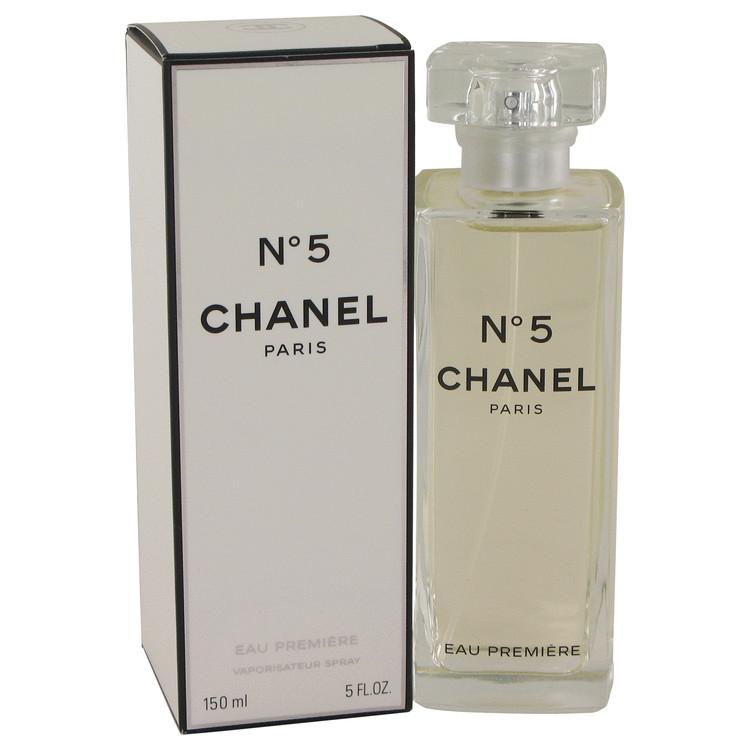 CHANEL No. 5 by Chanel for Women Eau De Parfum Premiere Spray 5 oz