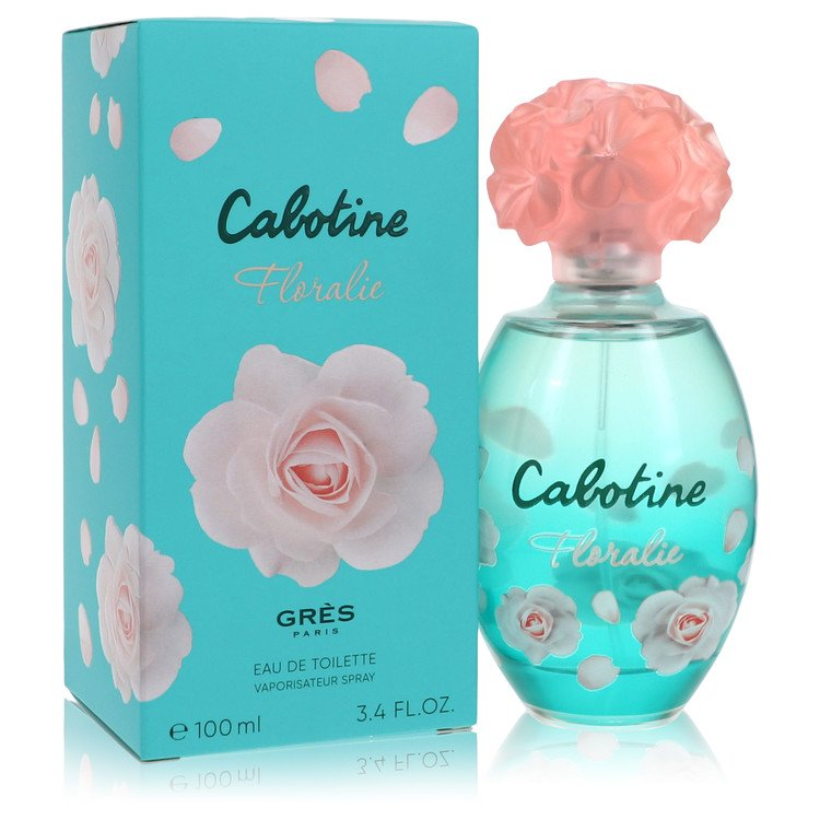 Cabotine Floralie Perfume by Parfums Gres 100 ml EDT Spay for Women
