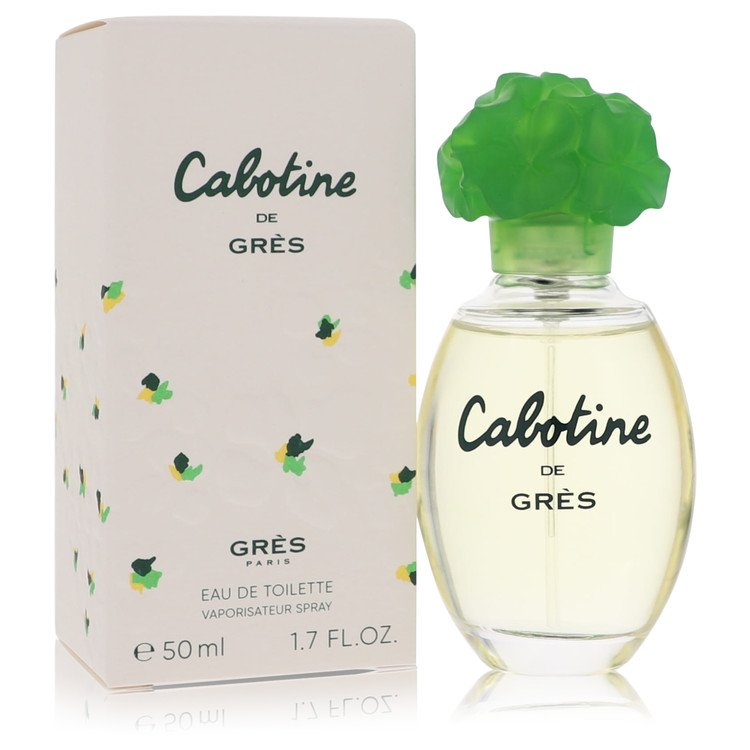 CABOTINE by Parfums Gres for Women Eau De Toilette Spray 1.7 oz