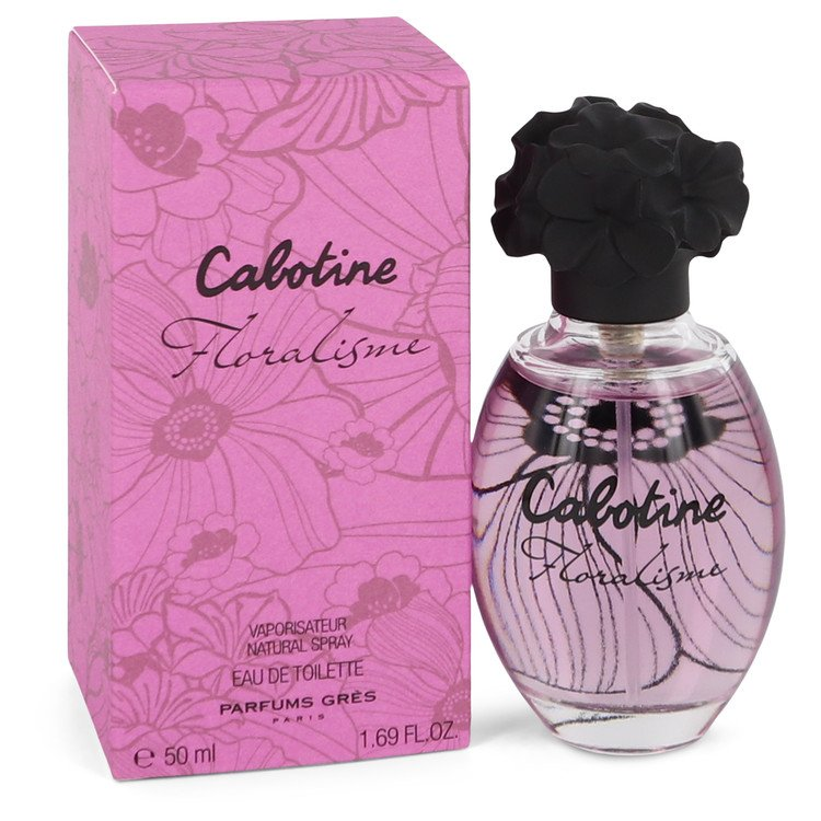 Cabotine Floralisme Perfume by Parfums Gres 50 ml EDT Spay for Women