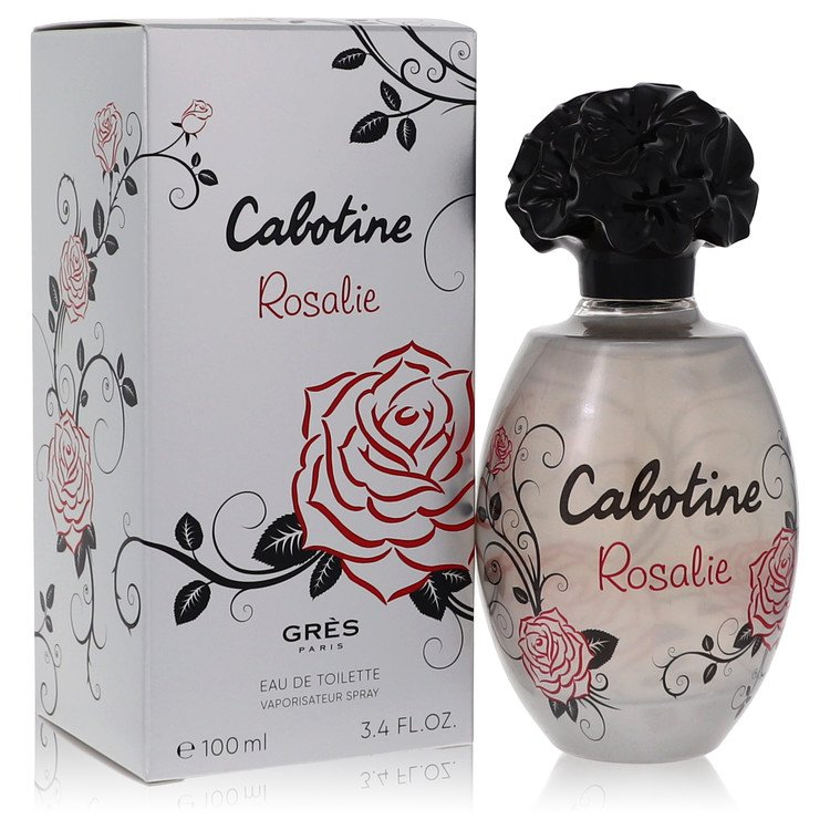 Cabotine Rosalie Perfume by Parfums Gres 100 ml EDT Spay for Women