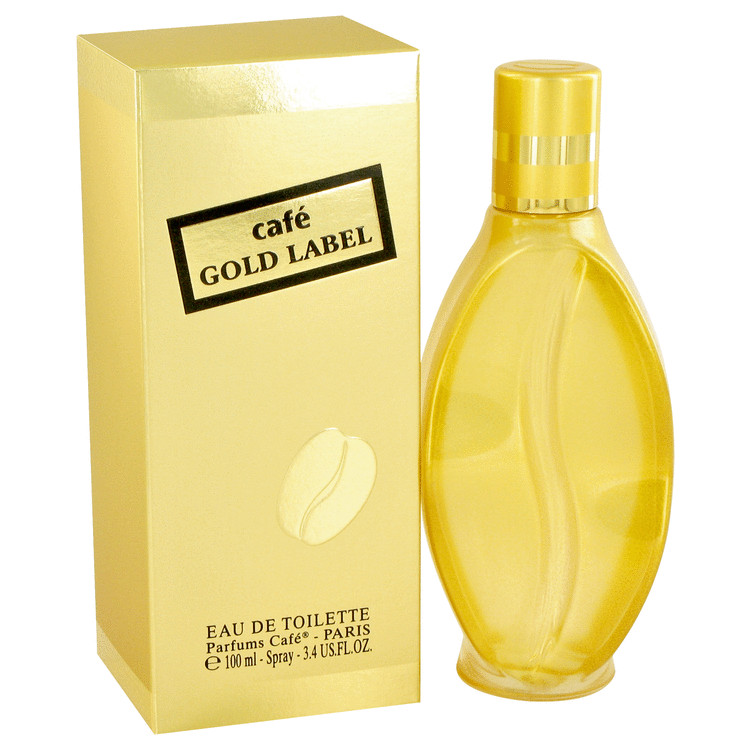 Café Gold Label Perfume by Cofinluxe 100 ml EDT Spay for Women