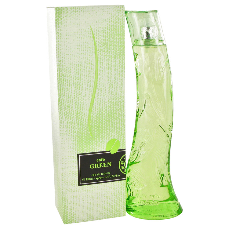 Café Green Perfume by Cofinluxe 100 ml Eau De Toilette Spray for Women