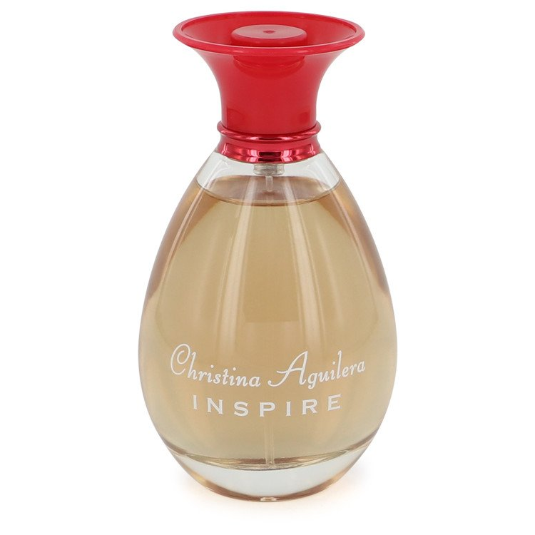 Christina Aguilera Inspire Perfume 100 ml Eau De Parfum Spray (Tester) for Women