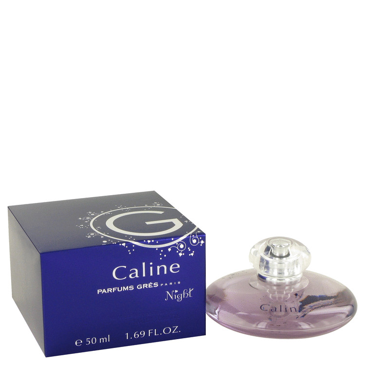 Caline Night Perfume by Parfums Gres 50 ml EDT Spay for Women