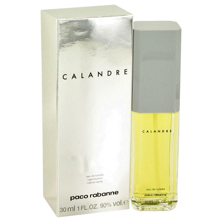 Calandre Perfume by Paco Rabanne 30 ml Eau De Toilette Spray for Women